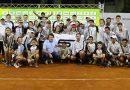 Equipe paranaense fica com o 3º lugar na Copa das Federações de Tênis, em Uberlândia (MG)
