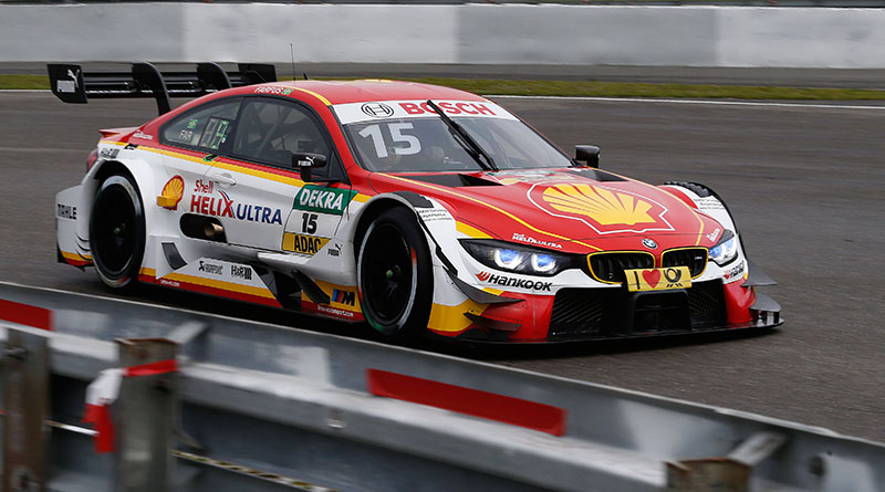 Sob novo regulamento imediato, Augusto Farfus disputa penúltima etapa do DTM 2017, no Red Bull Ring
